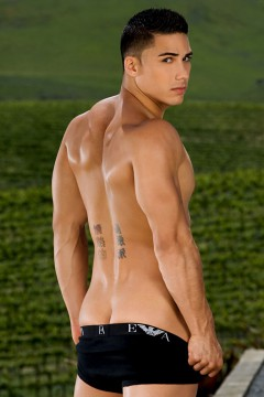 Topher DiMaggio nude pictures and videos